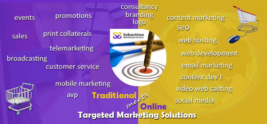 Sebastian Marketing Services Targeted Marketing Solutions